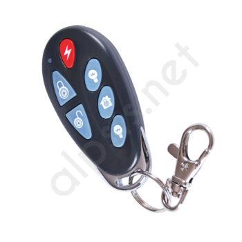 Comandament alarma 6 botons